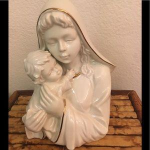 Lenox Fine Porcelain Mother and Child